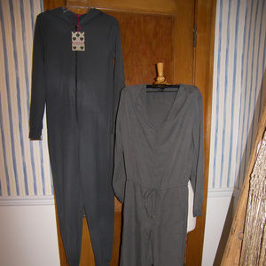 Jumpsuits H&M + Boohoo Size: 2+6 Grey 2 for 1